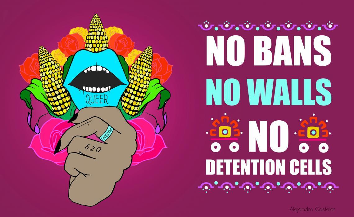 No Bans, No Walls, No Detention Cells Conference
