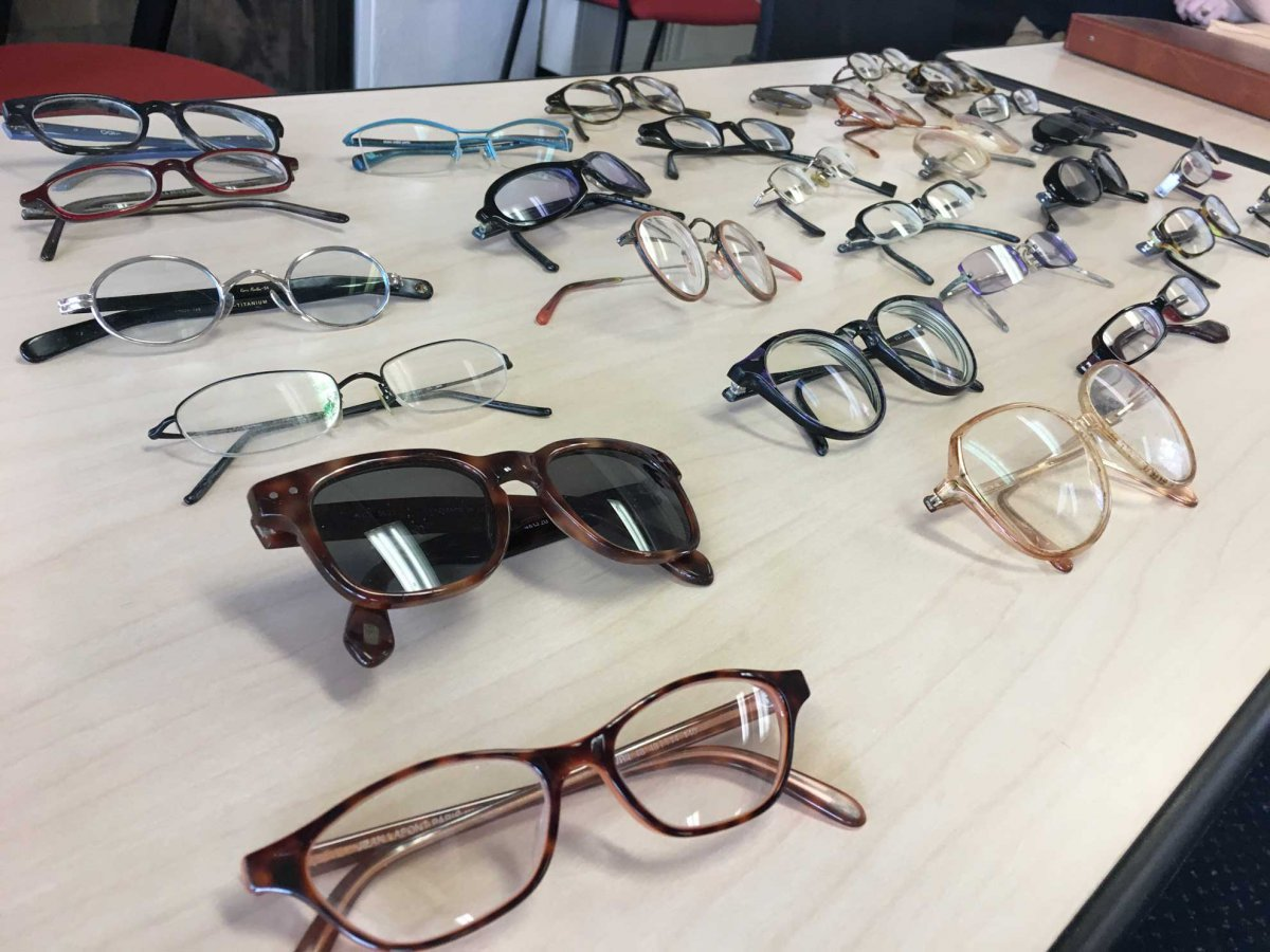 P. Carl Eyeglasses Collection