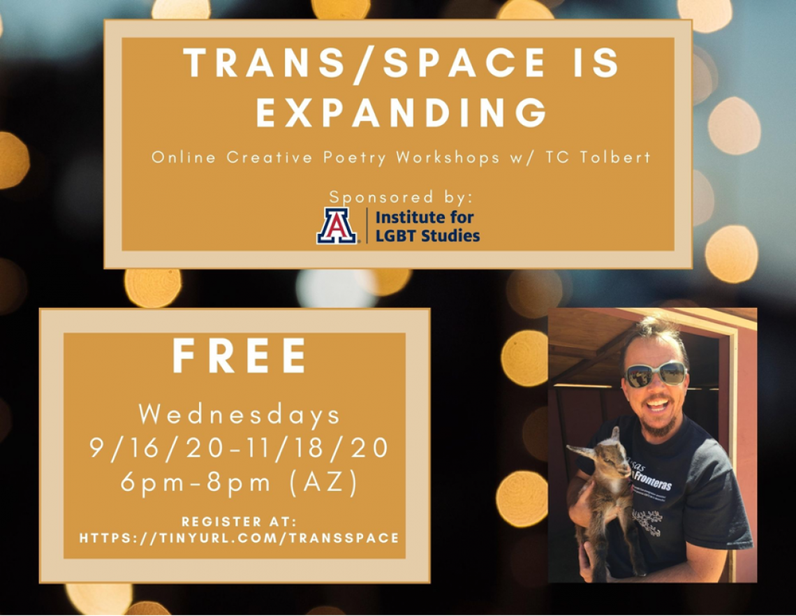 Trans/Space is Expanding with TC Tolbert